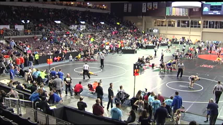 PA Junior Wrestling Championships wrap up in Erie_90610915-159532