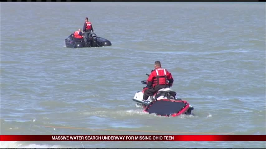 Coast Guard searching for body of missing teen in Conneaut_59071578-159532