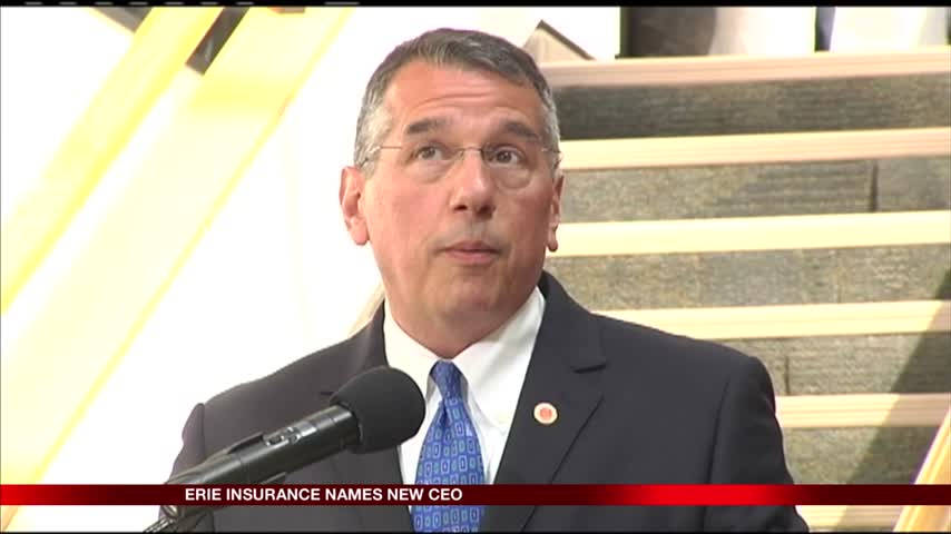 Erie Insurance Names New CEO_60193975-159532
