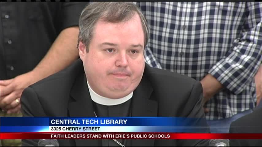 Erie faith leaders call Pennsylvania-s educational funding s_16524845-159532