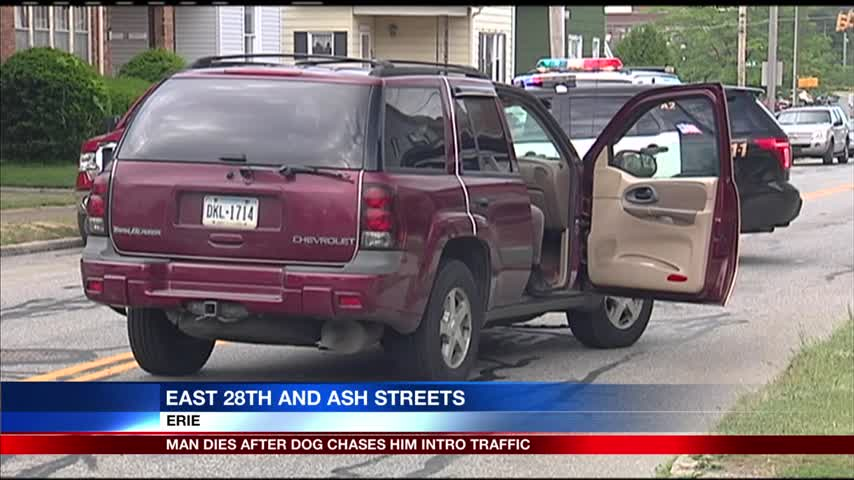 Man dies after being hit by SUV_86328518-159532
