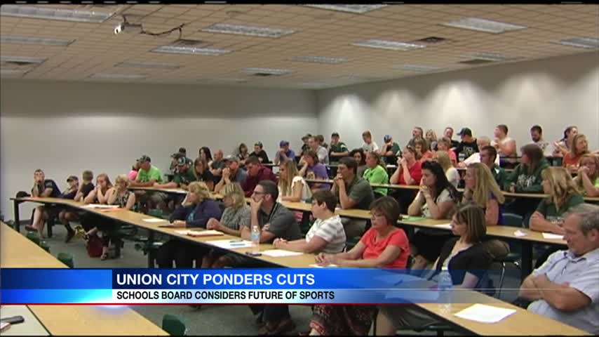 Sports could be cut at Union City_57883417-159532