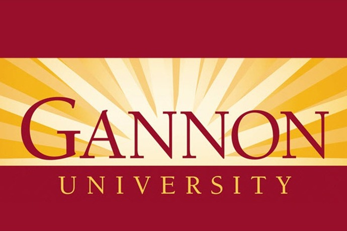 Gannon University sunburst logo_-5863714587870803505