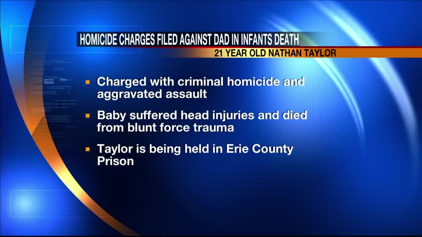 Lake City man charged with death of 9-month-old baby_24334631-159532
