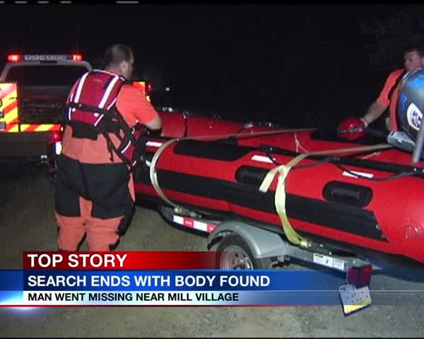 Mill Village drowning victim identified 5am_11072716-159532
