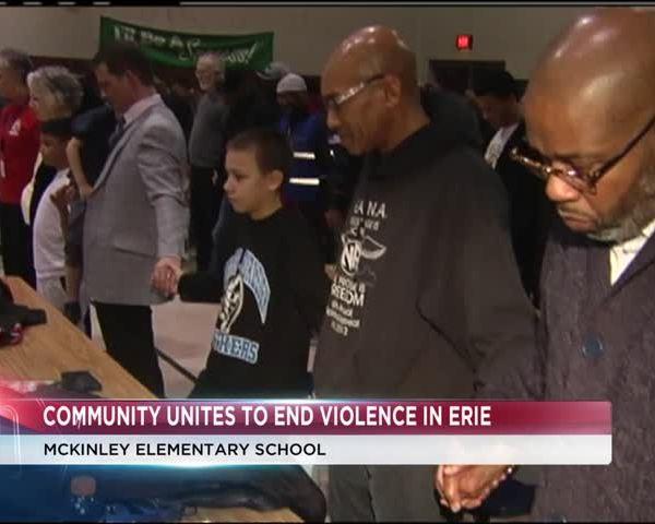 Erie community unites to end violence_12528235