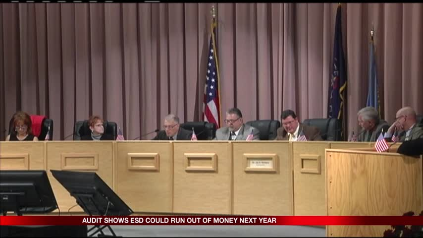 Audit finds school district could run out of funds soon_39769761