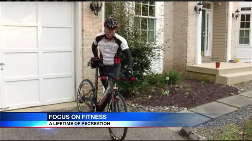 Focus on Fitness: Lifetime of recreation
