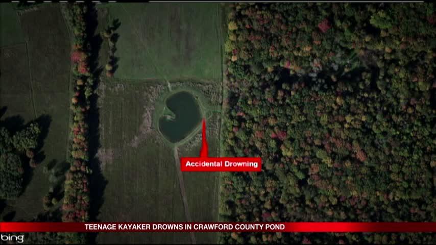 East Springfield teenager dies in tragic kayak accident_10958673