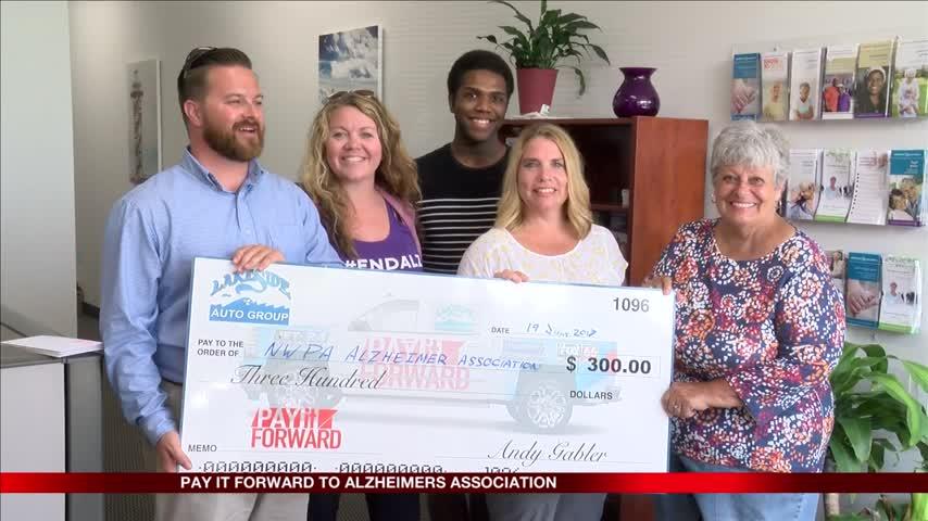 Pay it Forward - Alzheimer's Association