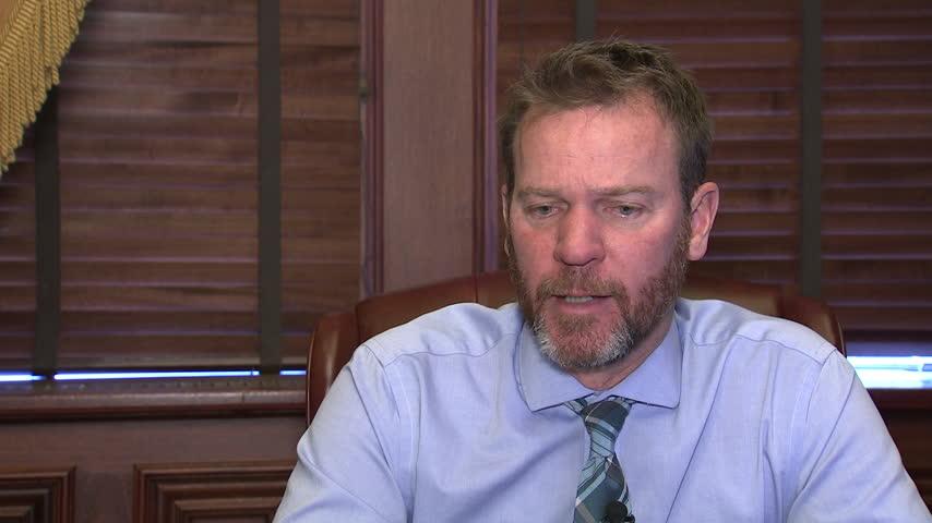 Dan Laughlin - $14 million house bill