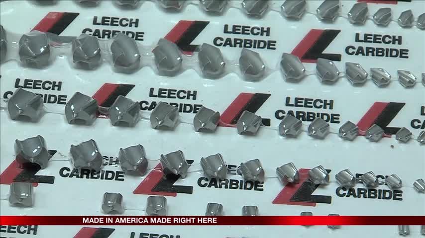 Made In America: Leech Carbide