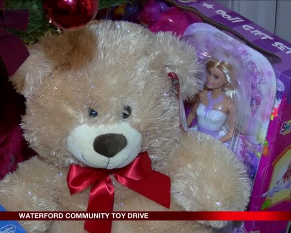 Waterford Community Toy Drive in full swing_12389137