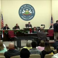 Erie City Council approves budget