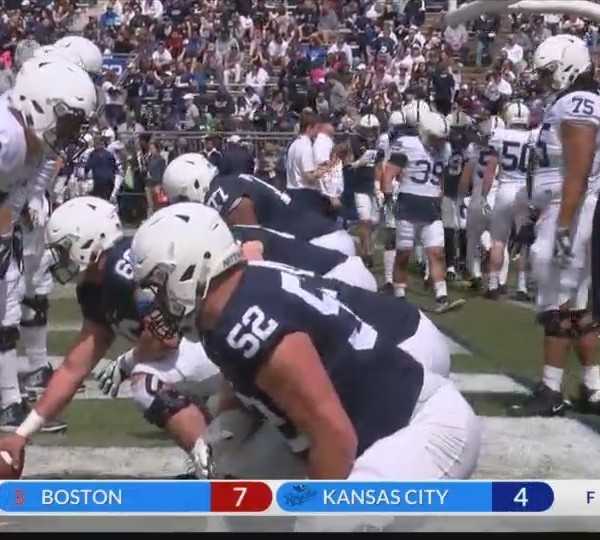 O-Line To Pave Way For Nittany Lions