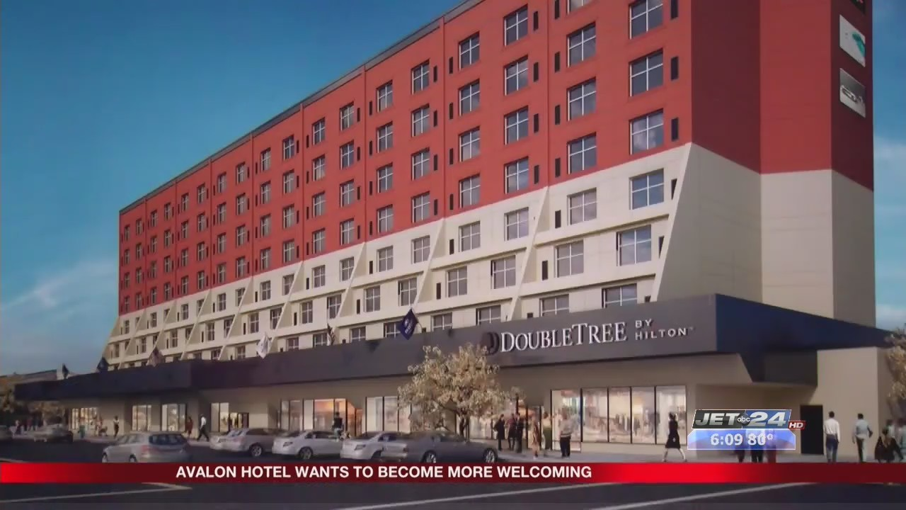 Erie's Avalon Hotel to transform into DoubleTree by Hilton