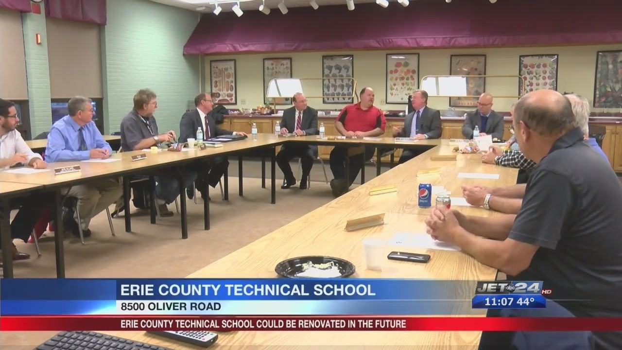 Renov & Co Les Herbiers j.o.c held a meeting to discuss renovations to erie county