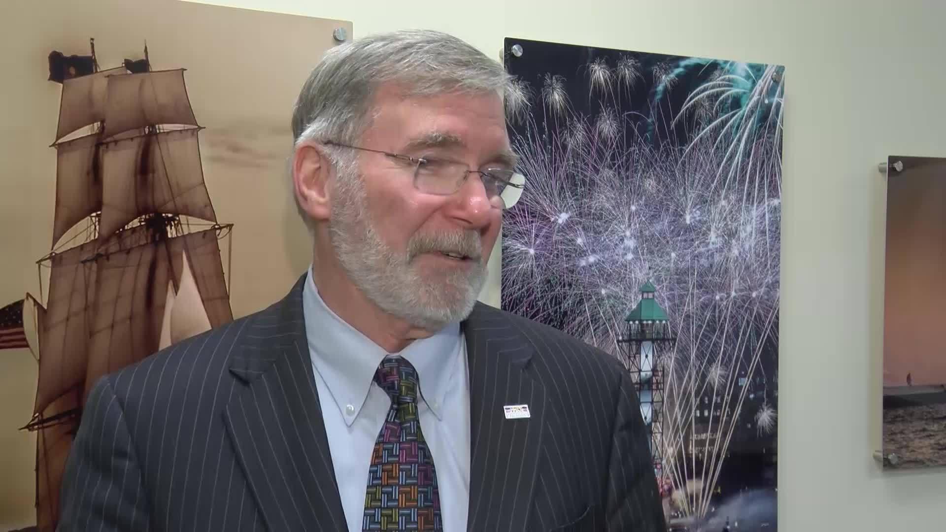 Mayor Joe Schember first year in office