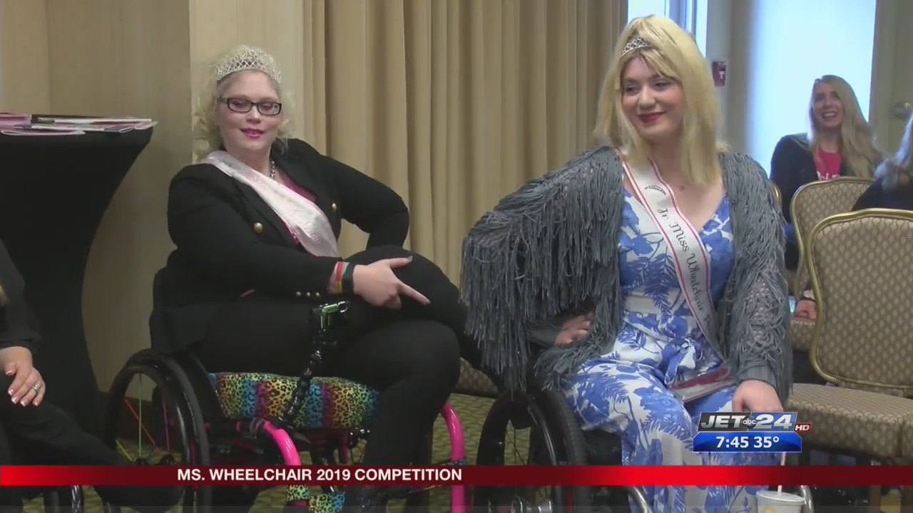 Ms. Wheelchair America