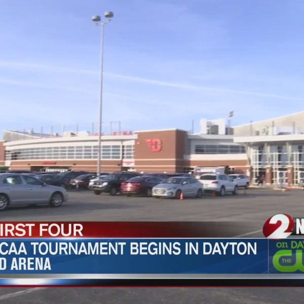 NCAA Tournament begins in Dayton