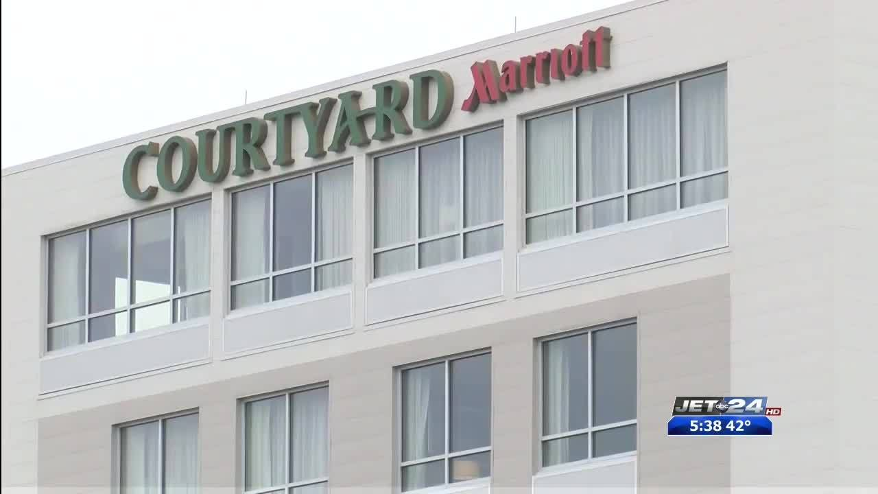 Bayfront Courtyard Marriott named 'Hotel of the Year'