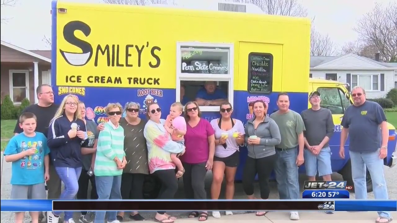 Smiley S Ice Cream Truck Is Serving Up Just That This