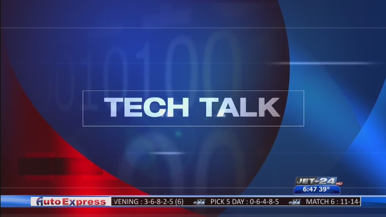 Tech Talk Segment 2