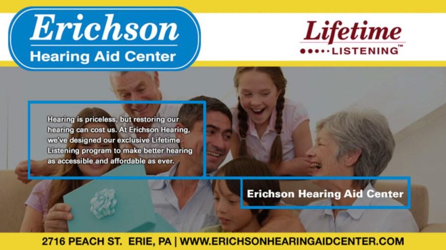 Erichson Hearing Aid Center