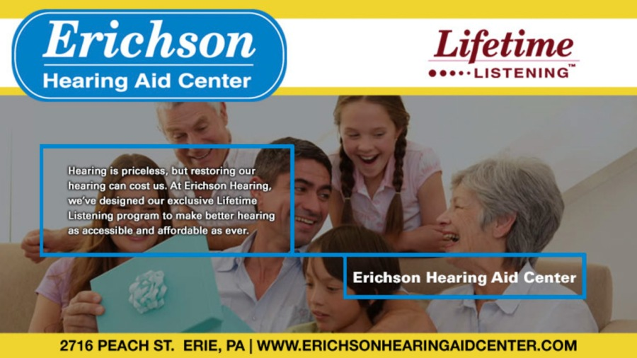 Erichson Hearing Aid Center