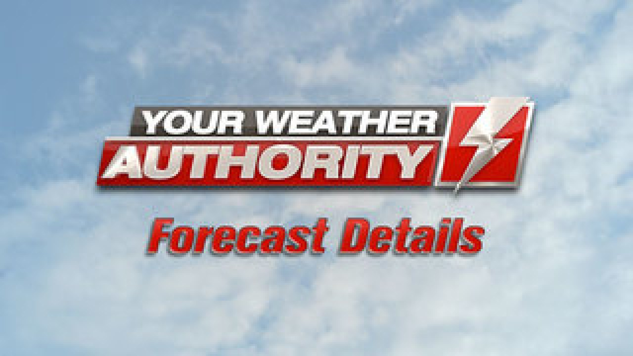 Latest Forecast From Your Weather