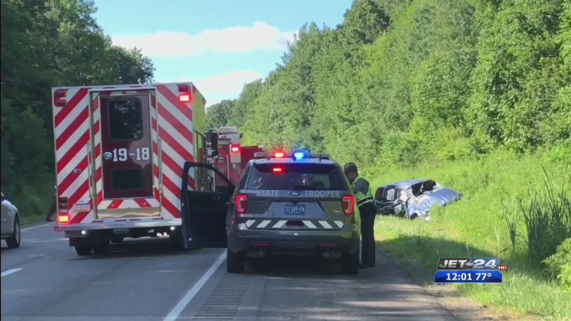 Coroner identifies victims in deadly car accident | WJET/WFXP