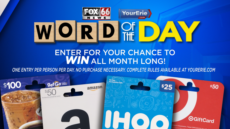 Good Day Erie August Watch and Win Sweepstakes | WJET/WFXP/YourErie com