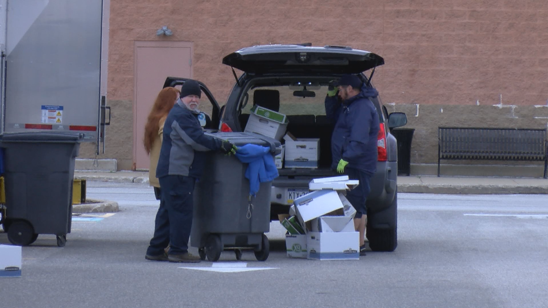 Shred It Events Buffalo Ny 2020.Paper Shredding Event Held At Erie S Aaa East Central Wjet