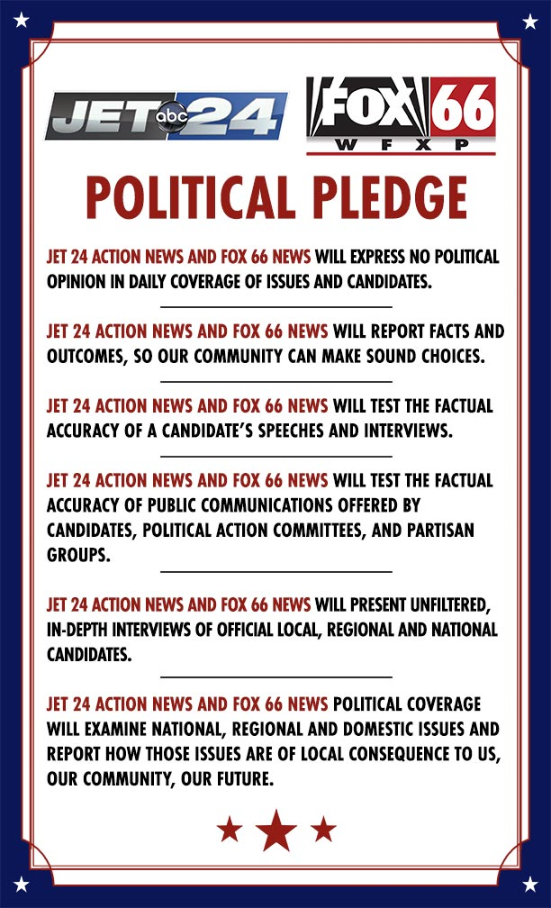 Political Pledge