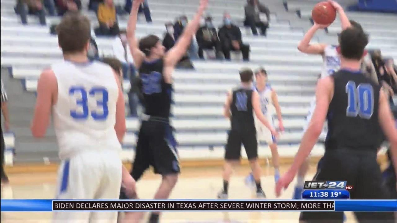 Bison beat Blue Devils 62-42 in boys basketball