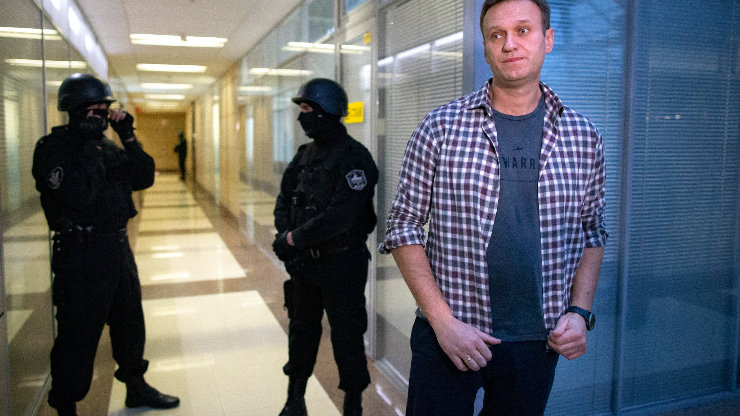 Alexei Navalny
