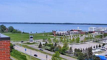 Erie Bayfront Live Image