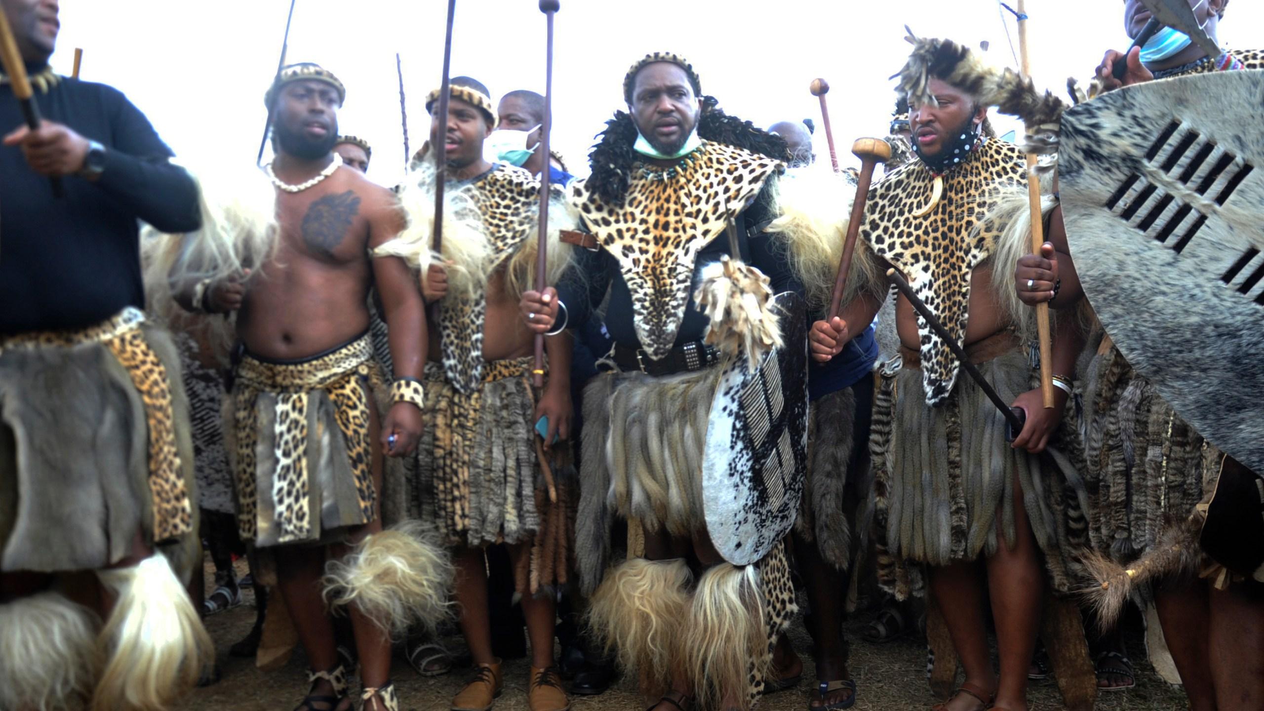 Prince Misuzulu Zulu